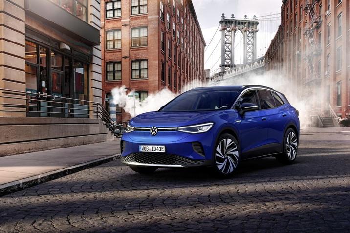 2021-ben a Volkswagen ID.4 a Világ Év Autója