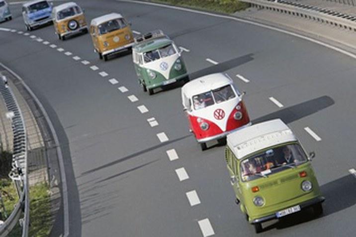 2022 nyár VW Haszonjárművek buszfesztivál