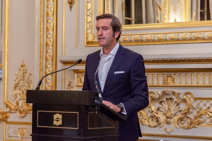 A SEAT formatervezési igazgatója, Alejandro Mesonero-Romanos