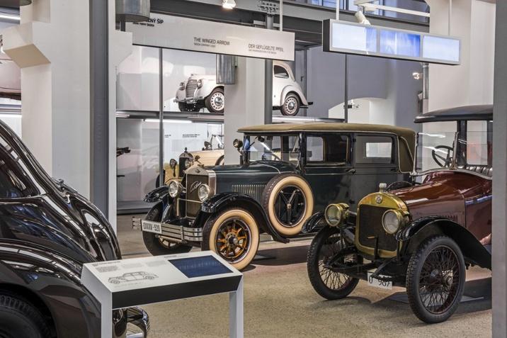 Skoda múzeum