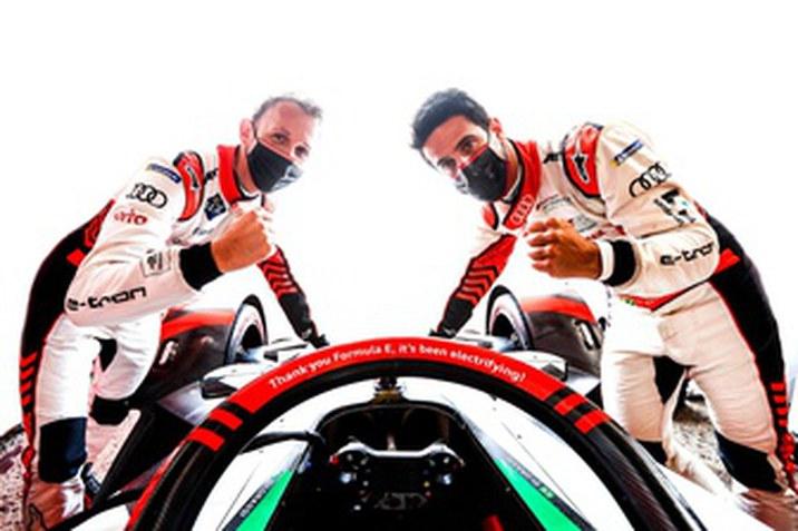 Egy korszak vége: 14 győzelemmel zárta az Audi Sport ABT Schaeffler a Formula E pályafutásá