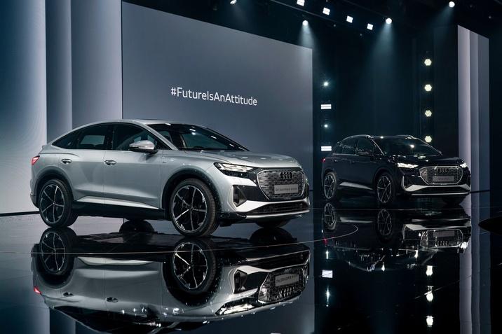 Audi Q4 e-tron és Q4 Sportback e-tron