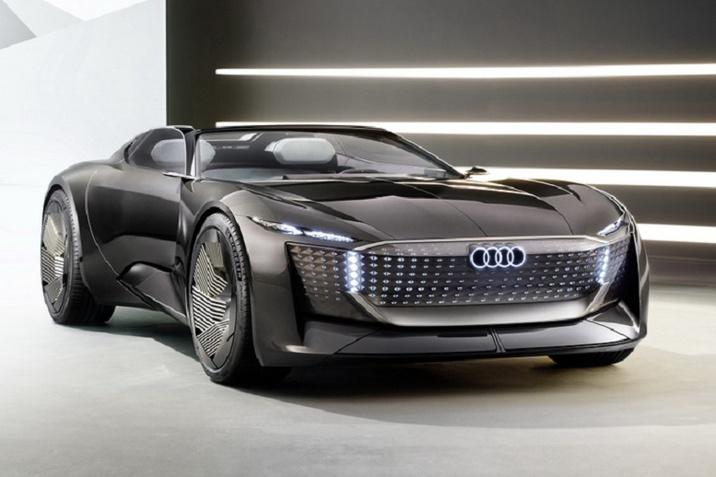 Audi skysphere