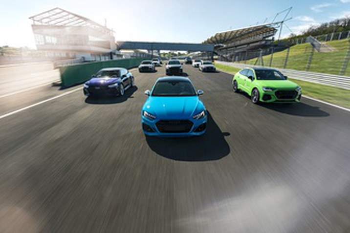 Audi roadshow