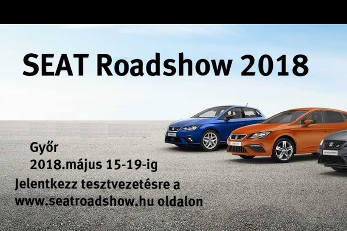 SEAT Roadshow