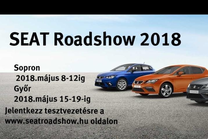 SEAT Roadshow