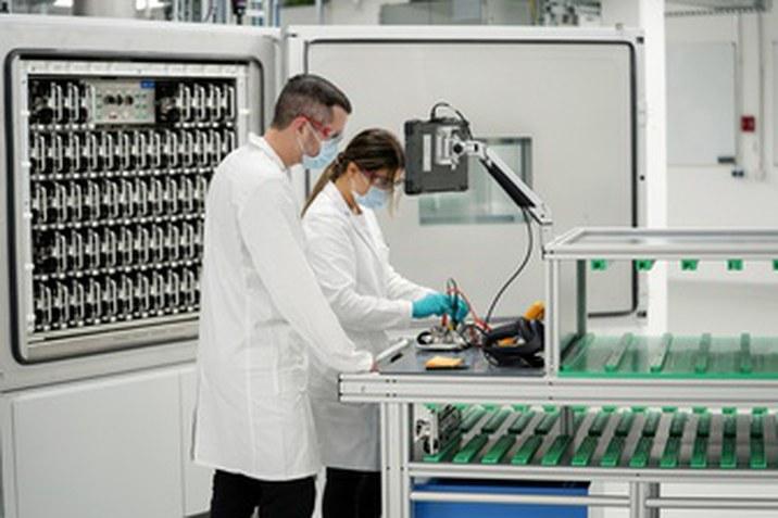 Új akkumulátor-laboratóriumok