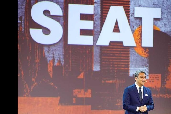SEAT elnöke, Luca de Meo