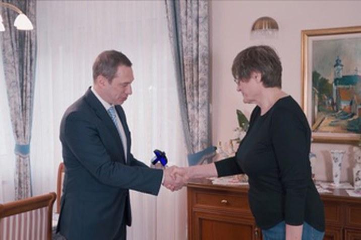 Karikó Katalin, a BioNTech alelnöke kapott különdíjat