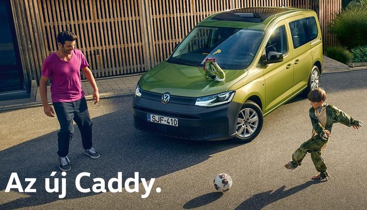 Nagycsaládos VW